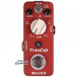 Mooer MTC1 Tres Cab