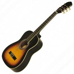 Prima CG-1 Heard Sunburst gitara klasyczna 3/4