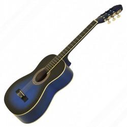 Prima CG-1 Blue Burst gitara klasyczna 3/4