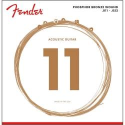 Fender 60CL Phosphor Bronze /11-52/