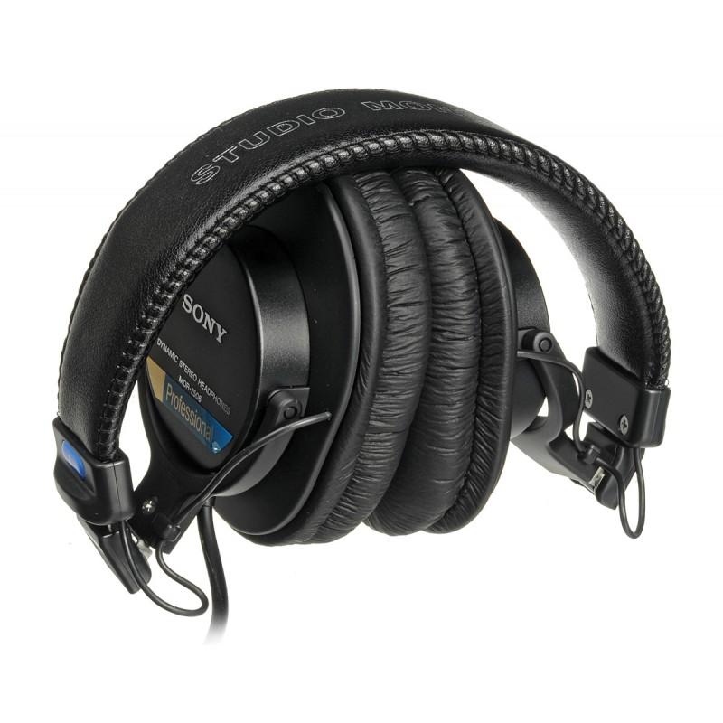 Sony MDR 7506 Studyjne Słuchawki Zamknięte Euromuza Sklep