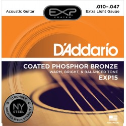 D'Addario EXP15 NY /10-47/