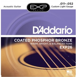 D'Addario EXP26 NY /11-52/