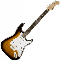 Fender Squier Bullet Stratocaster Tremolo Brown Sunburst