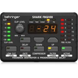 Behringer FBQ100 Cyfrowy eliminator sprzężeń/korektor