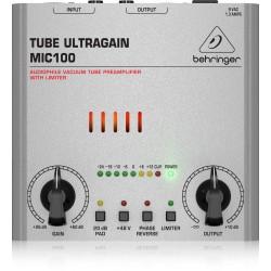 Behringer MIC100 Przedwzmacniacz lampowy