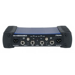 Proel DB2A aktywny di-box stereo in/out