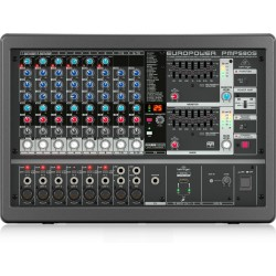 Behringer PMP580S powermikser 2 x 250 W