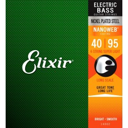 Elixir Nanoweb /40-95/ do basu 4-str