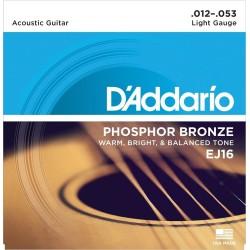 D'Addario EJ16 /12-53/