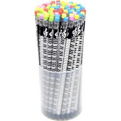 Ruby MG 9B ołówek z gumką