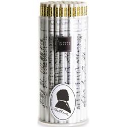 Vienna Z0657 Beethoven ołówek z gumką