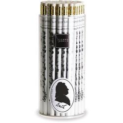 Vienna Z0653 Bach ołówek z gumką