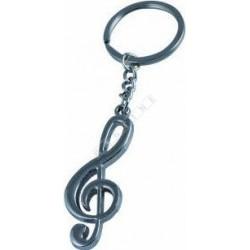 Ruby MG 60 klucz wiolinowy brelok do kluczy