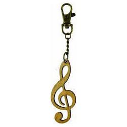 Ruby MG 49 klucz Wiolinowy brelok do kluczy
