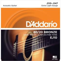 D'Addario EJ10 /10-47/