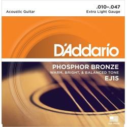D'Addario EJ15 /10-47/