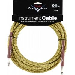 Fender Custom Shop Cable Tweed 6m