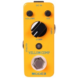 Mooer MCS2 Yellow Comp