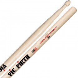Vic Firth 2B American Classic Hickory