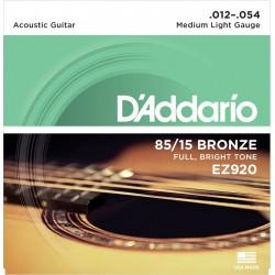D'Addario EZ920 /12-54/