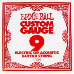 Ernie Ball 1009 struna pojedyncza 9