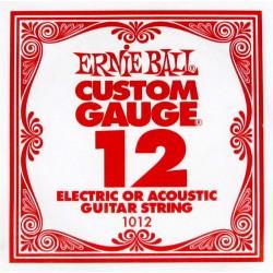 Ernie Ball 1012 struna pojedyncza 12