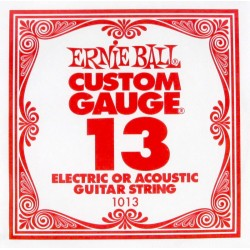 Ernie Ball 1013 struna pojedyncza 13