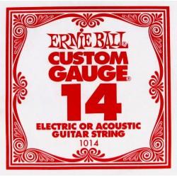 Ernie Ball 1014 struna pojedyncza 14