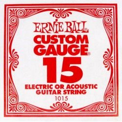 Ernie Ball 1015 struna pojedyncza 15