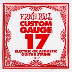 Ernie Ball 1017 struna pojedyncza 17
