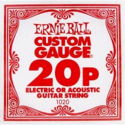 Ernie Ball 1020 struna pojedyncza 20