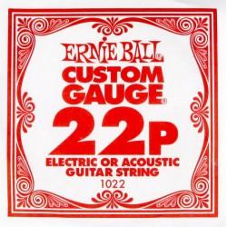 Ernie Ball 1022 struna pojedyncza 22