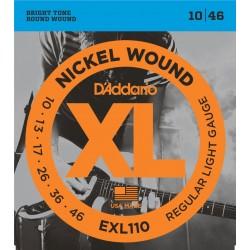 D'Addario EXL110 /10-46/
