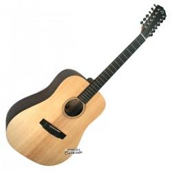 Dowina Puella D12 Gitara Akustyczna 12-strunowa