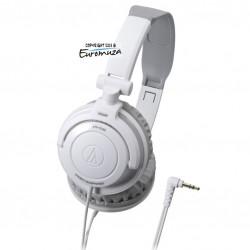 Audio-Technica ATH-SJ33 WH Słuchawki białe