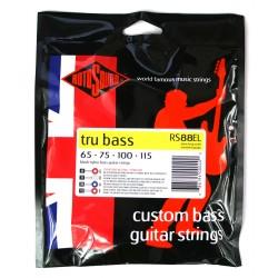 Rotosound RS88EL /65-115/ do basu 4 str black nylon szlify