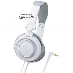 Audio-Technica ATH-SJ55 WH Słuchawki białe