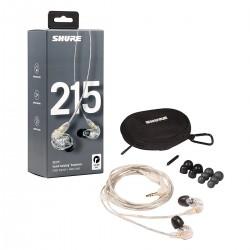 Shure SE215-CL-E Słuchawki douszne