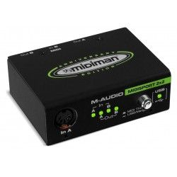 M-Audio Midisport 2×2 Interfejs midi / usb