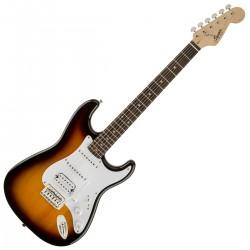 Fender Squier Bullet Stratocaster HSS LRL Brown Sunburst