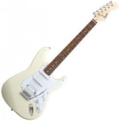 Fender Squier Bullet Stratocaster HSS LRL Arctic White