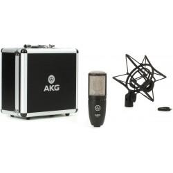 AKG P220 Mikrofon Pojemnościowy Studyjny