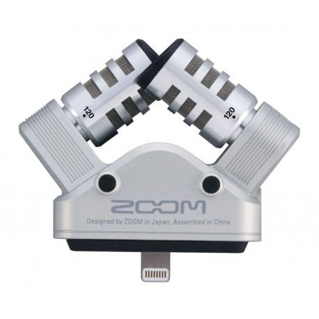Zoom iQ6 mikrofon pojemnościowy