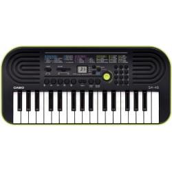 Casio SA-46 Keyboard dla dzieci na baterię