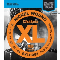 D'Addario EXL110BT /10-46/