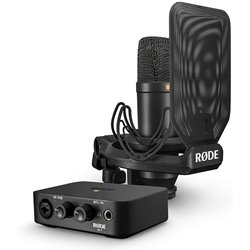 RODE NT1 + AI-1 Interface Bundle