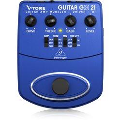 Behringer GDI21 Multi-efekt gitarowy/stompbox