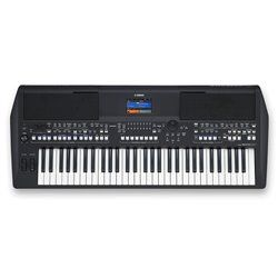 Yamaha PSR-SX600 keyboard