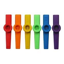 Stagg Kazoo plastikowe różne kolory 1szt